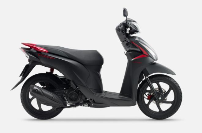 Bảng giá Honda Vision tháng 3/2020, có xu hướng tăng giá - 1
