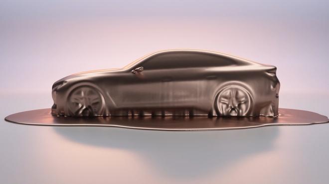 BMW hé lộ thêm về Concept i4 - mẫu Gran Coupe chạy điện đầu tiên của hãng - 1