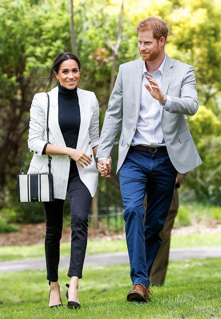Meghan Markle thay đổi style ăn mặc thế nào khi rời hoàng gia Anh - 1