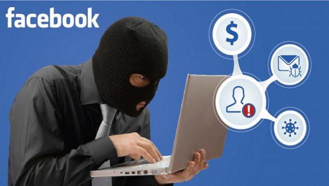 """Hai đối tượng """"hack"""" tài khoản Facebook Phó Bí thư huyện để lừa tiền - 1"""