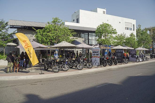 Hàng loạt xe phân khối của Harley Davidson thế hệ mới tập trung tại TP. Bà Rịa - 1