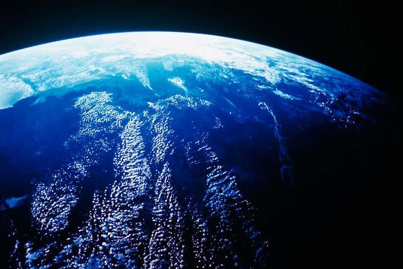 Trái Đất có thời không có lục địa nào? - 1