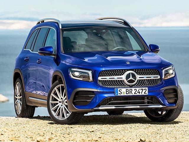 Điểm qua những mẫu xe sắp được Mercedes-Benz Việt Nam ra mắt vào ngày 6/3