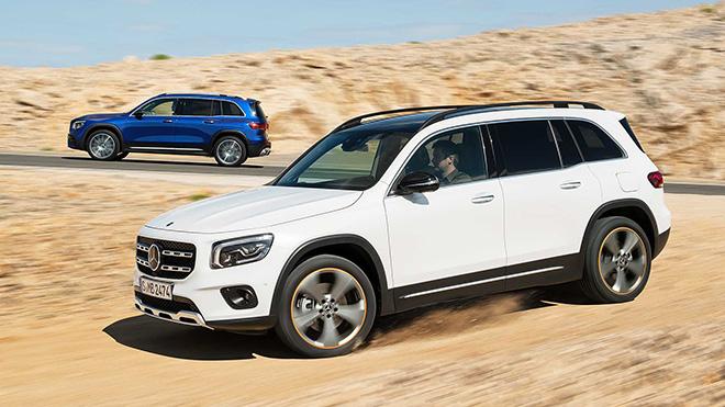 Điểm qua những mẫu xe sắp được Mercedes-Benz Việt Nam ra mắt vào ngày 6/3 - 2
