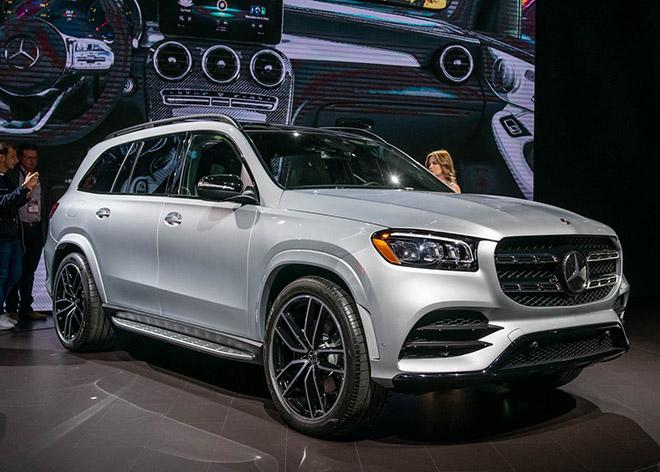 Điểm qua những mẫu xe sắp được Mercedes-Benz Việt Nam ra mắt vào ngày 6/3 - 6
