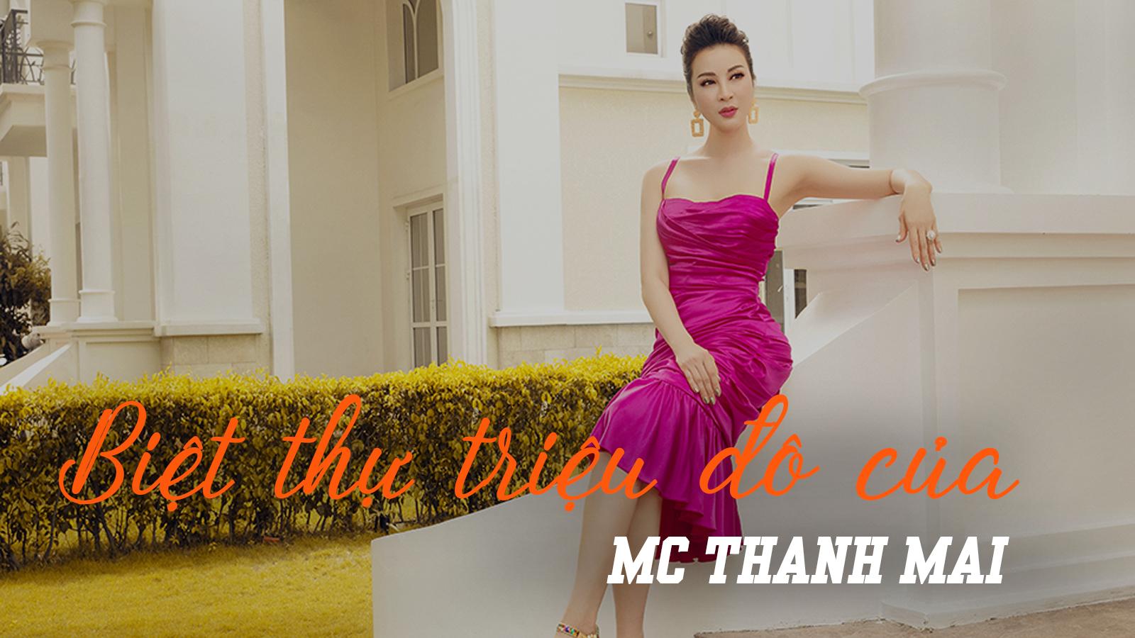 MC VTV sống 1 mình trong biệt thự 1 triệu USD, rộng 800 m2 là ai? - 1