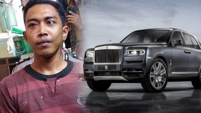 """Indonesia: Thanh niên 21 tuổi """"tá hỏa"""" phát hiện mình sở hữu xe sang Rolls Royce - 1"""