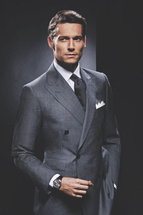 3 tips thời trang giúp bạn hóa thành quý ông lịch lãm - 1