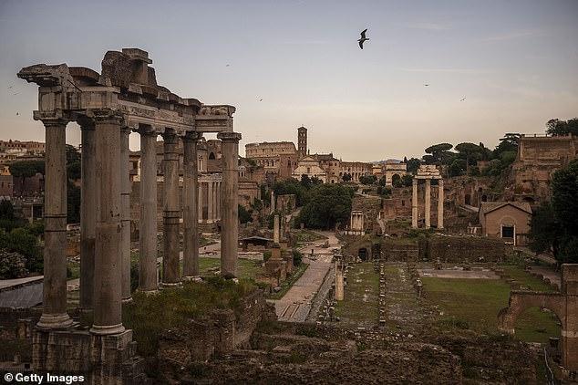 Bí mật về ngôi mộ của người đã dựng lên cả thành Rome - 1