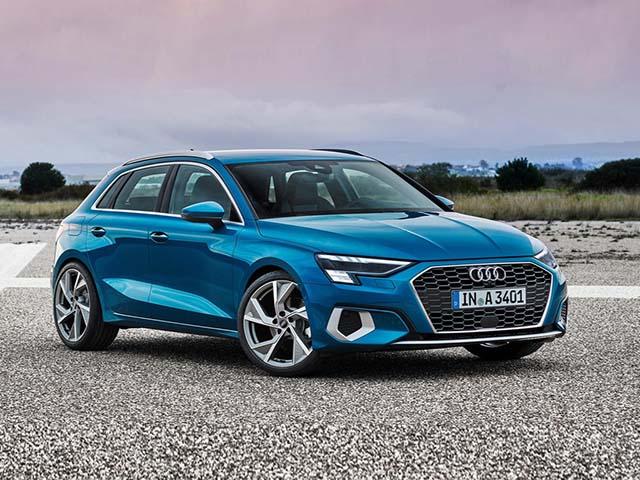 Audi A3 Sportback 2021 nâng cấp từ trong ra ngoài, giá khởi điểm 745 triệu đồng