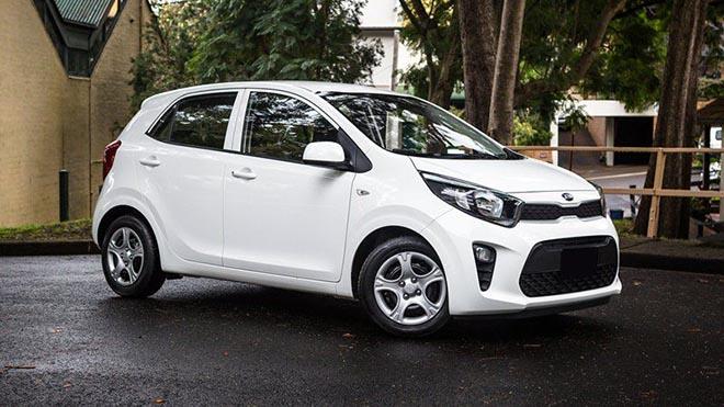 Top 10 ô tô có giá thấp nhất theo phân khúc tại Việt Nam - 1