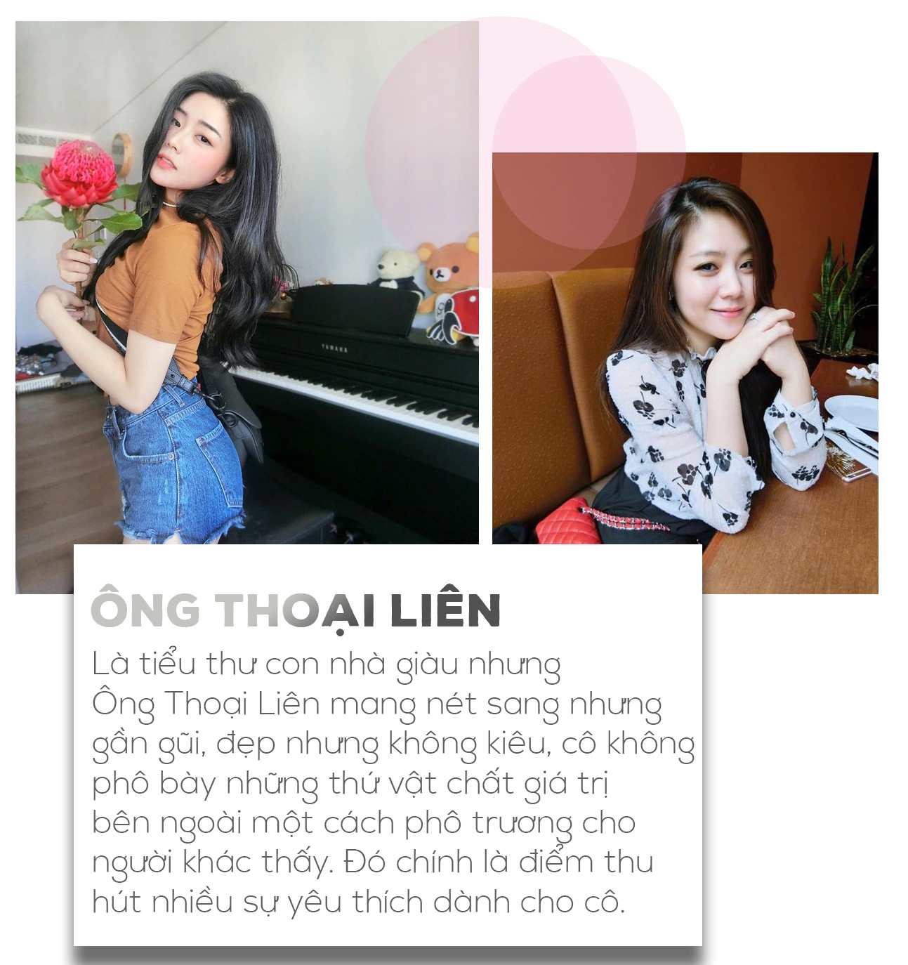 """Những ái nữ con đại gia Việt: Đã giàu còn """"tài sắc vẹn toàn"""" - 14"""