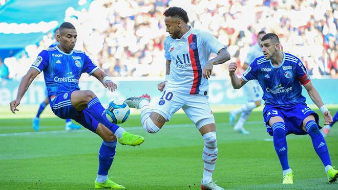 PSG hoãn đá Ligue 1 vì dịch Covid-19: Neymar dễ lỡ hẹn Dortmund cúp C1 - 1