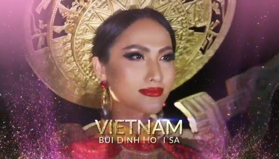 Hoài Sa dừng chân ở top 12 Hoa hậu Chuyển giới Quốc tế 2020 - 1