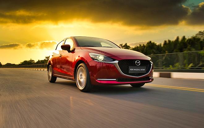 THACO trình làng Mazda2 và Mazda2 Sport 2020 tại Việt Nam - 1