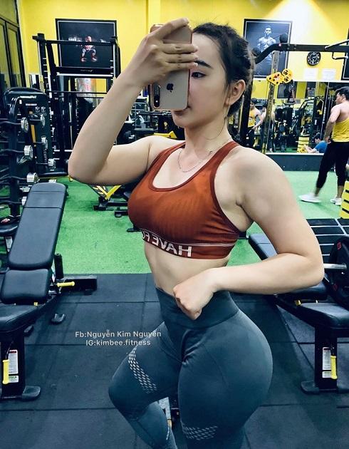 Người đẹp Cần Thơ đạt kết quả bất ngờ sau 3 năm tập gym - 9