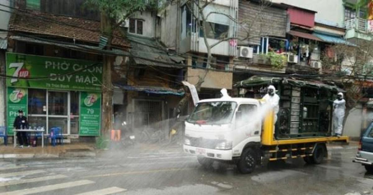 Hà Nội: Bệnh nhân số 21 tiếp xúc gần 116 người