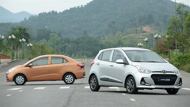 Giá lăn bánh Hyundai Grand i10 2020 sedan và Hatchback - 1