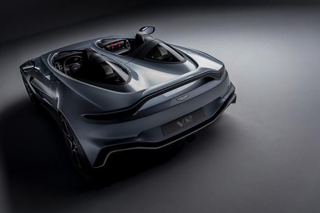 Aston Martin trang bị động cơ V12 cho siêu phẩm Speedster mới - 11