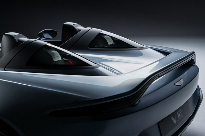 Aston Martin trang bị động cơ V12 cho siêu phẩm Speedster mới - 12