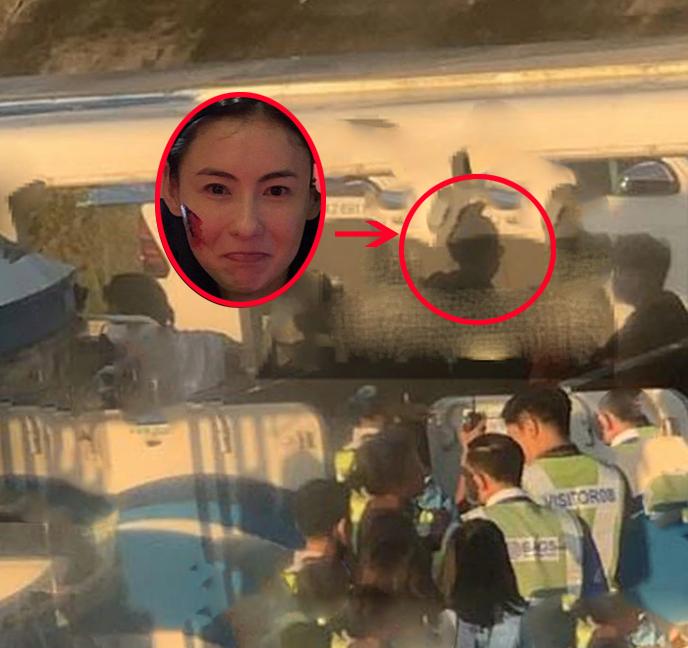 Người tình tin đồn của Châu Tinh Trì bị đuổi khỏi máy bay do tranh chấp với phi hành đoàn - 1