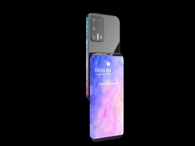 Sững sờ với video concept mới của iPhone 12