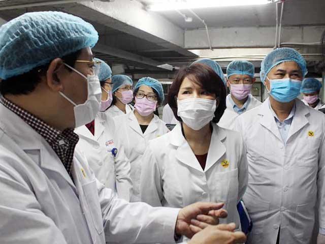 Công bố ca nhiễm Covid-19 thứ 35, nữ bệnh nhân ở Đà Nẵng