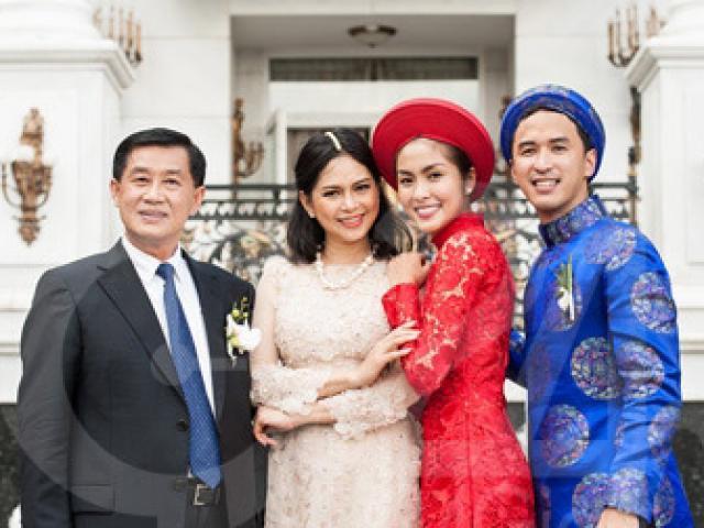 """Nhà chồng Tăng Thanh Hà giàu có """"khủng khiếp"""" cỡ nào?"""