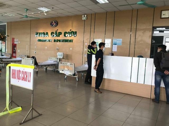 Hà Nội: 146 người tiếp xúc gần F1 với bệnh nhân nhiễm Covid-19