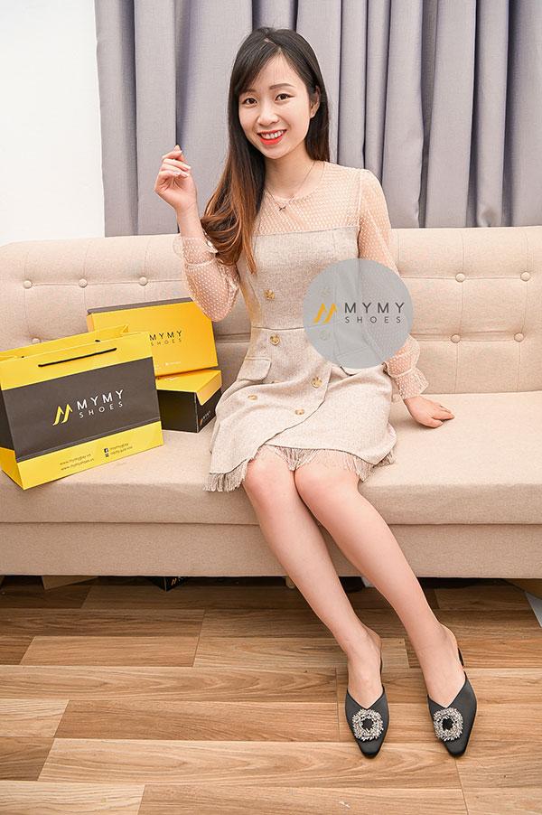 MYMYSHOES thống lĩnh thị trường giày nữ Việt Nam - 1