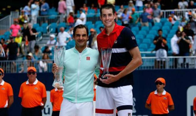 """Miami Masters """"thách thức"""" dịch Covid-19: Djokovic, Nadal tự tin đua số 1 - 1"""