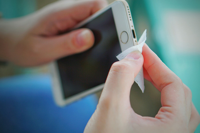 Cách vệ sinh thiết bị iOS đúng cách mùa Covid-19 - 1