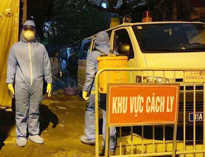 Bộ Y tế chính thức công bố ca nhiễm Covid-19 thứ 39 tại Việt Nam - 1
