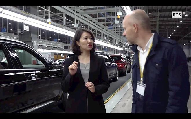 Đài truyền hình Thuỵ Sỹ: Xe VinFast là kẻ thách thức ngành công nghiệp ô tô thế giới - 1
