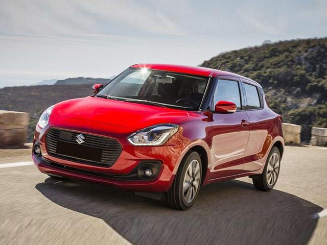 Doanh số bán xe tháng 2/2020 của Suzuki Swift gần gấp đôi Hyundai i10