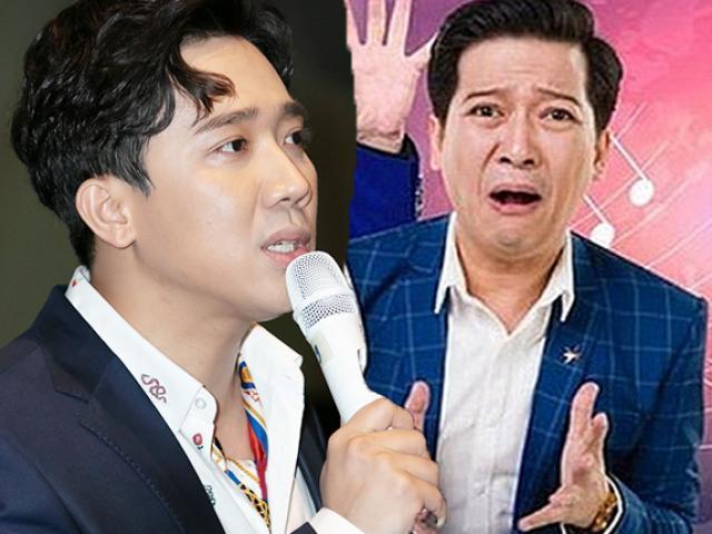 """2 show """"hái ra tiền"""" của Trấn Thành, Trường Giang bất ngờ tuyên bố dừng casting"""