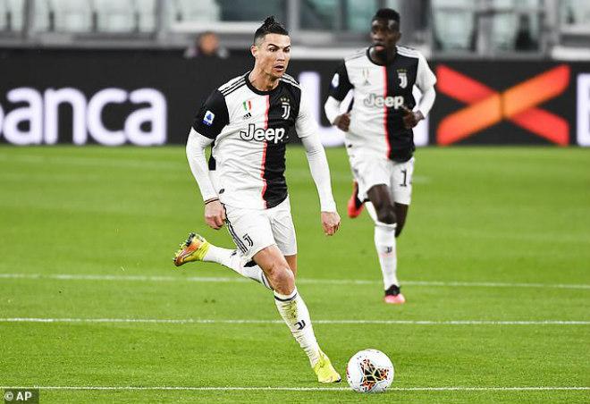 Công bố kết quả Ronaldo nghi nhiễm Covid-19, sức khỏe hiện ra sao? - 1