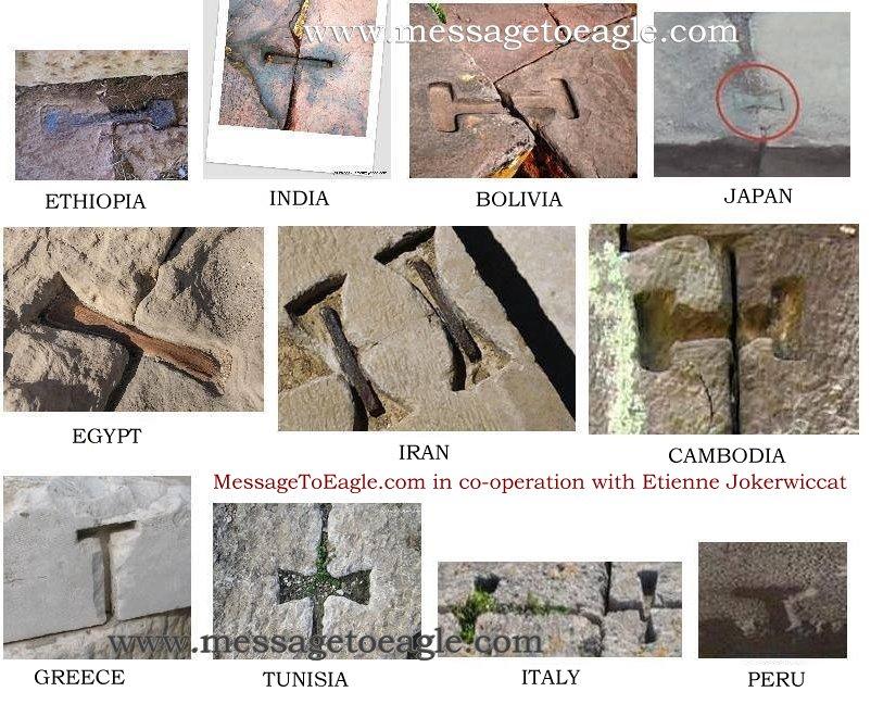 Những điểm tương đồng đáng kinh ngạc giữa các nền văn minh cổ đại khắp thế giới - 1