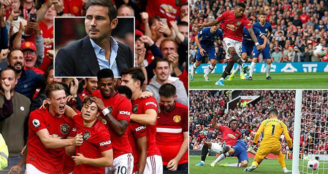 Video Ngoại hạng Anh: Trận nào MU khiến Liverpool, Man City nể sợ? - 1
