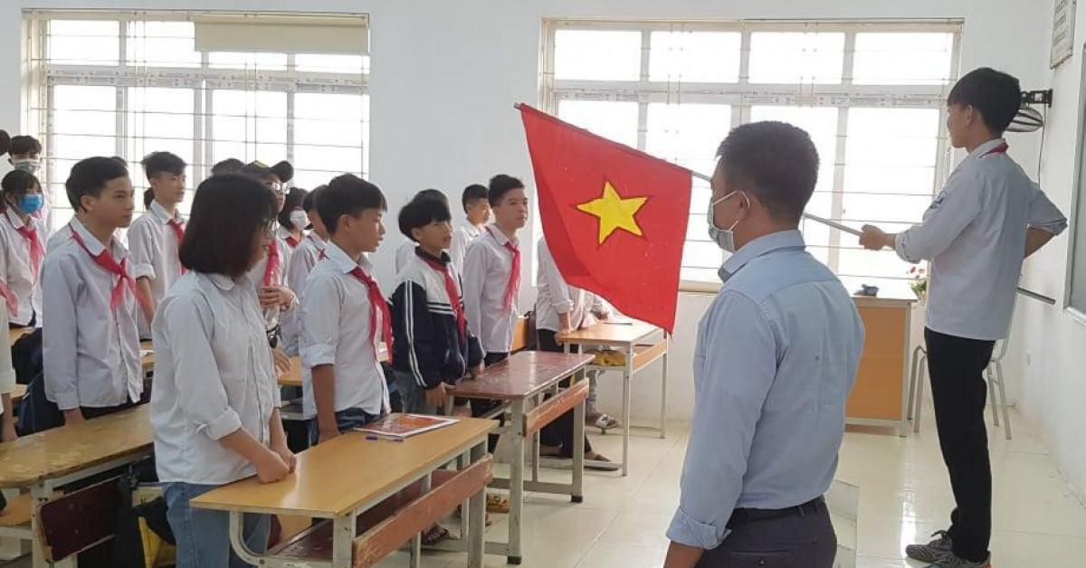 Toàn quốc cho học sinh nghỉ học, phòng chống dịch Covid-19