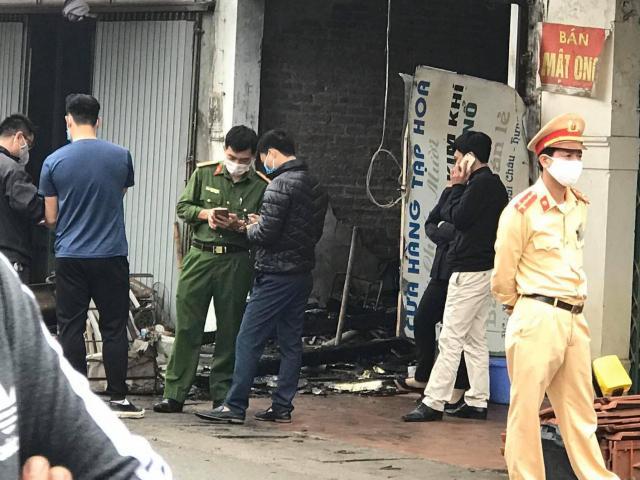 Hưng Yên: Cháy nhà lúc nửa đêm, 3 người trong một gia đình tử vong