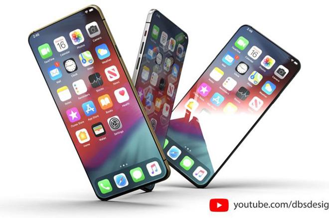 Thiết kế iPhone 12 lạ lẫm với vòng eo siêu mỏng - 1