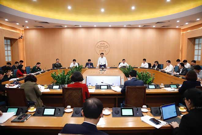 Chủ tịch UBND TP Hà Nội: Không nghiêm túc thực hiện cách ly có thể sẽ bị truy tố hình sự - 1
