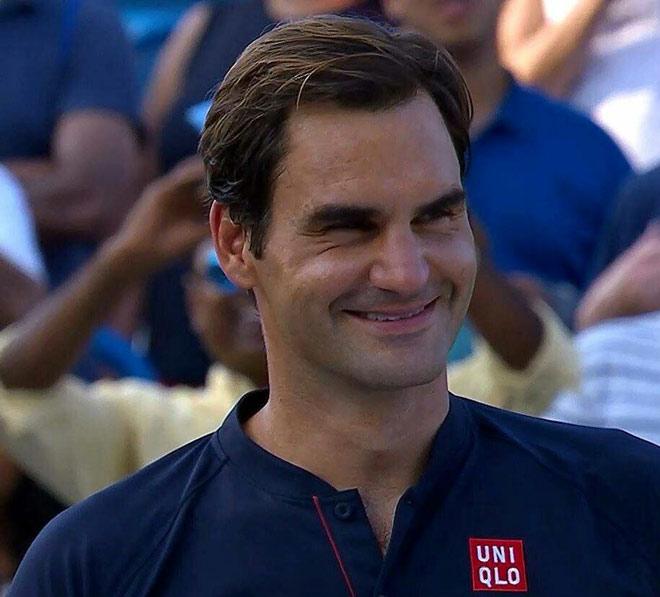 """Bảng xếp hạng tennis 16/3: Federer """"rung đùi"""", đối thủ cùng quẫn vì Covid-19 - 1"""