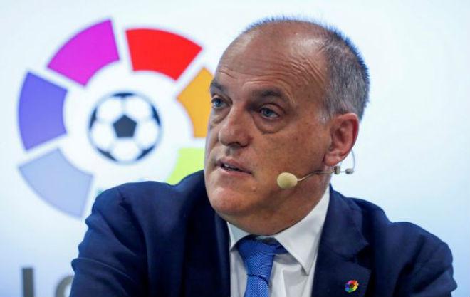 La Liga sắp hủy vì Covid-19: Tin buồn từ sếp lớn, Barca - Real sốc nặng - 1
