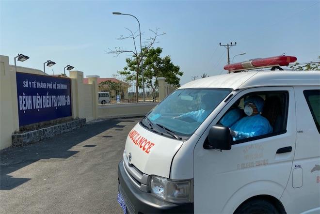 TP.HCM thông báo khẩn liên quan đến bệnh nhân Covid-19 số 61 và chuyến bay EK392 - 1