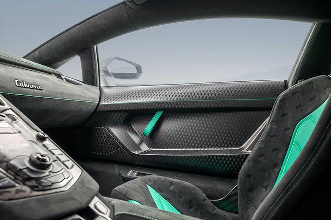 Siêu bò Lamborghini Aventador SVJ thoát xác qua bàn tay hãng độ Mansory - 12