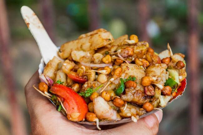Bánh mỳ Việt Nam và những món ăn đường phố hấp dẫn nhất thế giới - 1