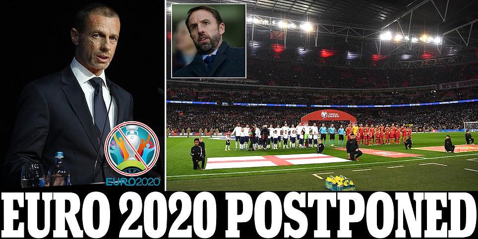 EURO chính thức hoãn sang 2021: Báo chí thế giới nói gì? - 1