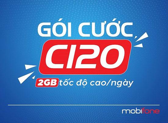"""""""Lướt"""" net thả ga, gọi thoại thỏa thích với gói cước C120 ưu đãi """"khủng"""" của MobiFone - 1"""